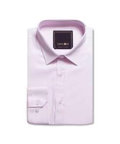เสื้อเชิ้ตสีชมพู