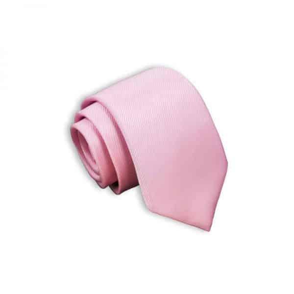 Necktie สีชมพู NT-086 1