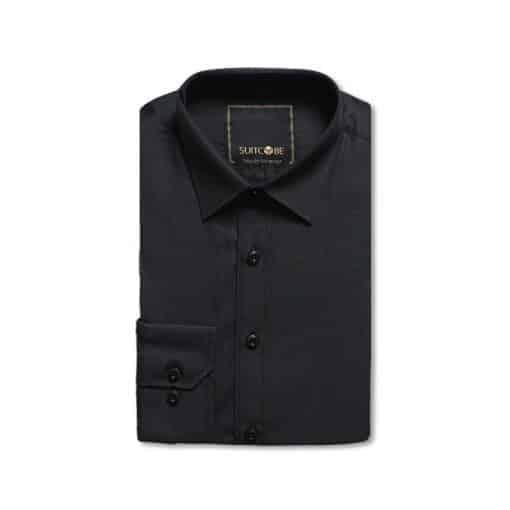 เสื้อเชิ้ตสีดำ