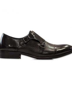 รองเท้าหนังสีดำ